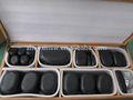 caja de bambú de masaje de piedra caliente de alta calidad
