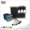 CE & RoHS approved led light solar power kit