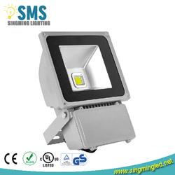 Epistar/Bridelux LED Chips High Lumen Outdoor 70W LED Flood Light 3 Years Warranty