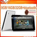 10 a31s pulgadas tablet pc androide 4.4 kitkat 2gb ram 32gb 6000 rom de la batería mah