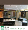 high quality actual shop fittings jewelry store Jewelry Display/furniture for jewelry used