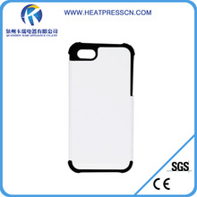 American popular 2in1 3D sublimation phone cover for Iphone 5/5S