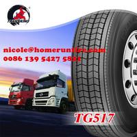 Transking new radial price llantas neumaticos radiales 11r22.5 11r24.5 with DOT NOM ISO