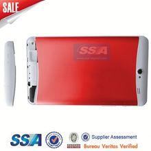 China brand name mobile phone 6.5 inch dual core mtk8312 cell phone, bulk China mobile phone SSA