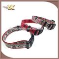 TPU coated nylon webbing Dog product, waterproof dog collar