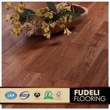 Top quality Grade AB SCS Certified Unique design engineering wood floor