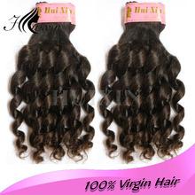 Aunty funmi hair never tangle virgin human hair zury hair weaving
