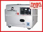 Hot sailing 4.2kw silent diesel power generators