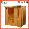 dry steam bath sauna room 4 person use outdoor sauna rooms