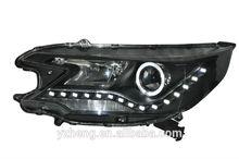 HONDA CRV 2012 auto led angel eye head lamp