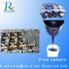 Factory price liquid 2 parts electronic potting silicone rubber