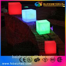 Night Bar Rechargable Multi Color Led Light Cub