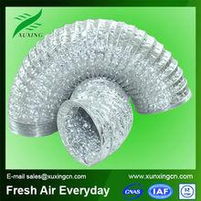 China manufacture hvac flexible air ducts flexible hose