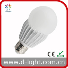 pear shaped LED bulb day light 950lm best light ERP