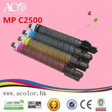 MPC4000 compatible color toner cartridge for ricoh copier MPC4000 MPC5000 MPC4501 MPC5501
