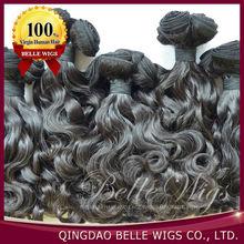 2014 Alibaba Golden Perfect Black Woman Hair Weaving