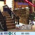 Hs-g03 verniz empilhados de cultura de pedra ardósia