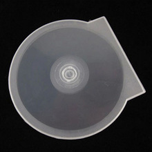 stylish clear pp cd dvd shell case wholesale