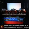 El mejor precio de entretenimiento de cine en 5d, el cine 5d, 5d películas