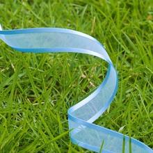 organza ribbons,mesh ribbons with wide edge