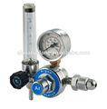 Argon CO2 Mig Tig fluxo metro regulador medidor de gás de solda de solda soldador