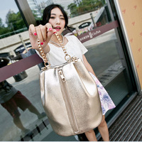 2014 HFR-W389 New collection of sweet cute princess street shining women's bag