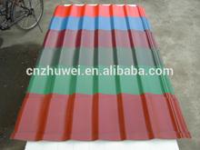 galvanized flat sheet roof tile