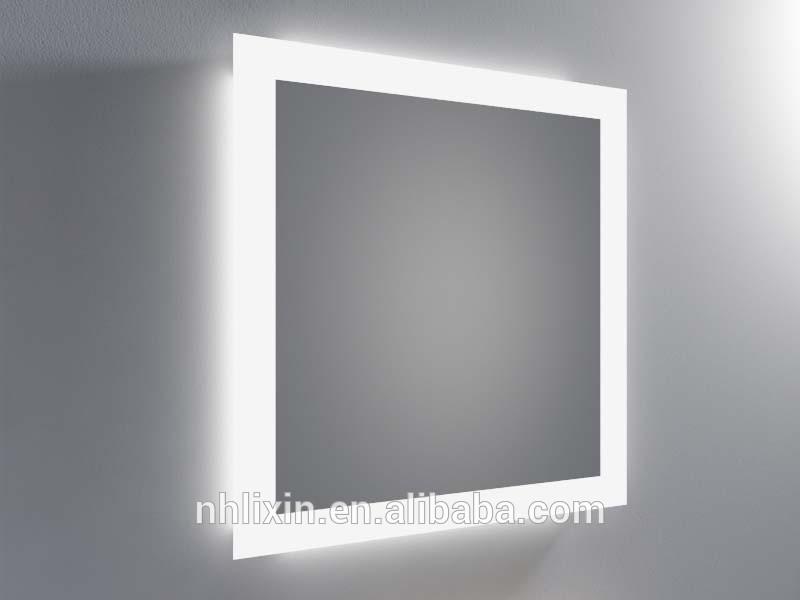 Led ikea specchi da bagno specchio del bagno con la luce for Miroir grossissant lumineux ikea