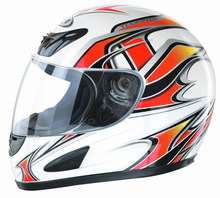 light weight full face motorcycle helmet B38