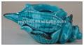 De cerámica trompeta shell, diferentes de cerámica de la concha, de cerámica de caracoles de mar de la decoración,