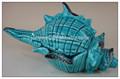 Cerâmica shell trompete, diferentes cerâmica concha, cerâmica caracol do mar decoração,