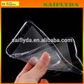 grosso transparente clara tpu caso de telefone celular capa para iphone 6