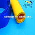 Baixa temperatura encolher pvc bateria tubo de contração térmica