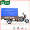 2014 quente popular nova gasolina motorizado 200cc grande diferencial triciclo