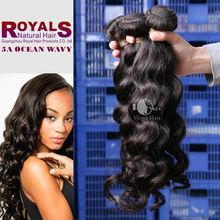 Top Grade AAAAA Unprocessed Intact Virgin Brazilian Hair Extension Idol human hair