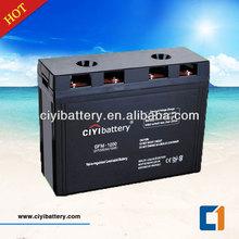 Long Life Lead Acid Battery 2V 1000AH Solar Battery