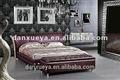 Madeira maciça mobiliário moderno dallas DXY-852Bed #