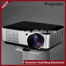2800 lumens brightness 3d polarized projector