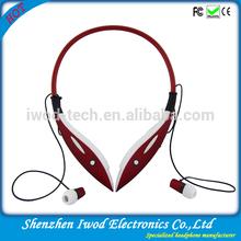 elegant and noble neck-strap design Neodymium dynamic driver wireless headphones audio jack