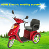 electric motorized tricycles for adults using