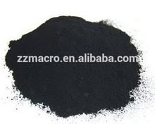 paint carbon black calorific value