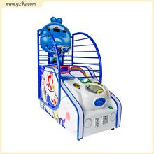 Earn Money Kids Redemption Game Machine Basketball Game Machine