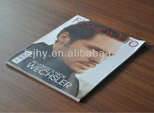 Publishing magazine printing house.