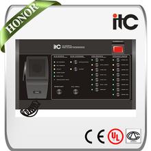 ITC VA-6000FM 8 Zone Addressable Fire Alarm Control Panel