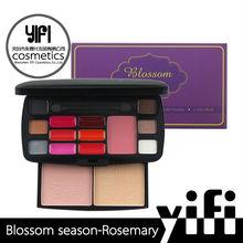 Cosmetic distributor/Flag face paint /Cosmetics wholesale 15 color makeup palette