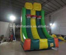 EN14960 manufacturer inflatable basketball goal