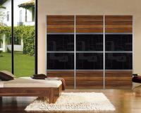 bedroom wooden wardrobe door designs