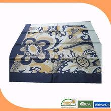100 silk satin square scarf