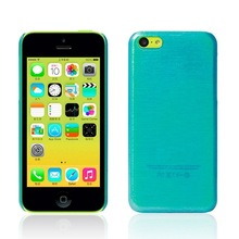 for iPhone 5C casing, PC hard casing for Apple iPhone 5C with drawing lines