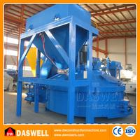 large capacity universal automatic vertical shaft concrete mixer